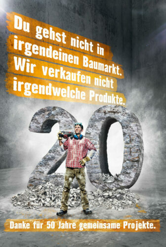 Hornbach Print Advertising by Sublime Postproduction2