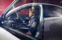 Infiniti Q50 Sebastian Vettel
